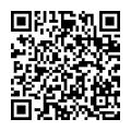 最美iOS8主题锁屏二维码